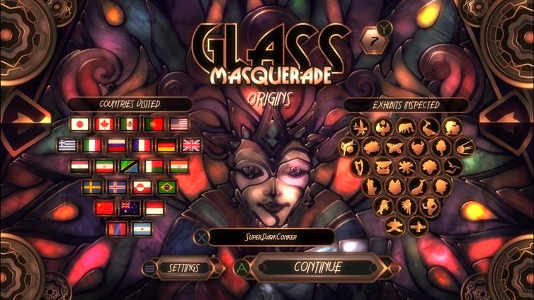 Glass Masquerade Screenshot 2