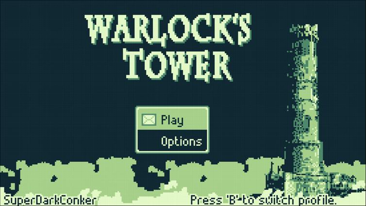 Warlock's Tower Screenshot 4