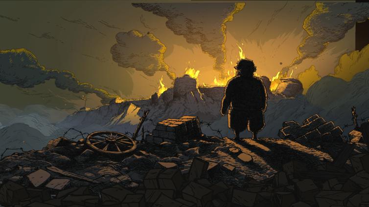 Valiant Hearts: The Great War Screenshot 1