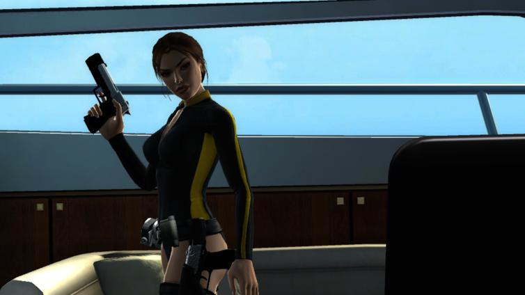 Tomb Raider: Underworld Screenshot 3
