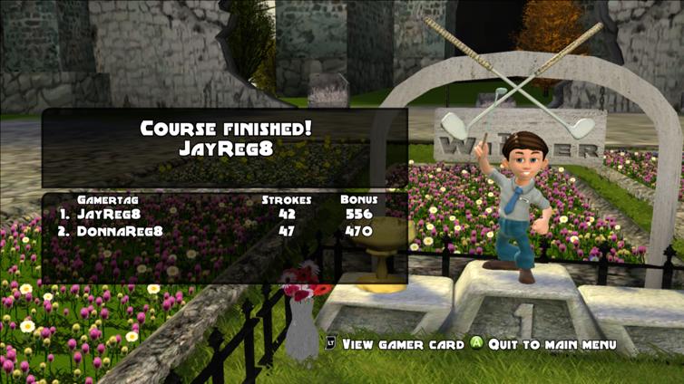 Golf: Tee It Up! Screenshot 3
