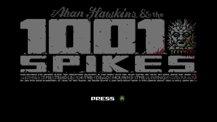 1001 Spikes Screenshot 2