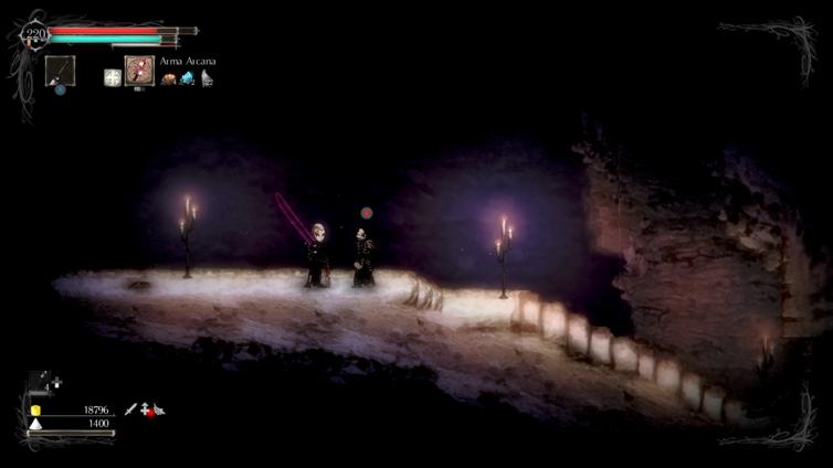 Salt and Sanctuary Screenshot 1