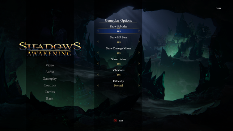 Shadows: Awakening Screenshot 1
