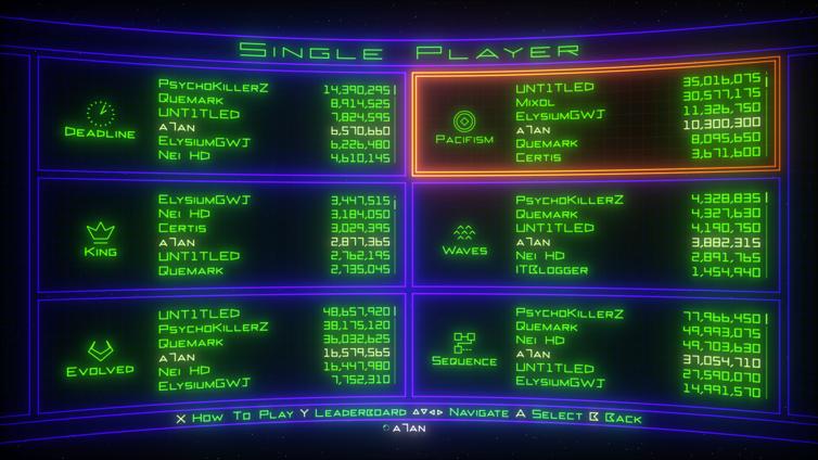 Geometry Wars: Retro Evolved² Screenshot 1