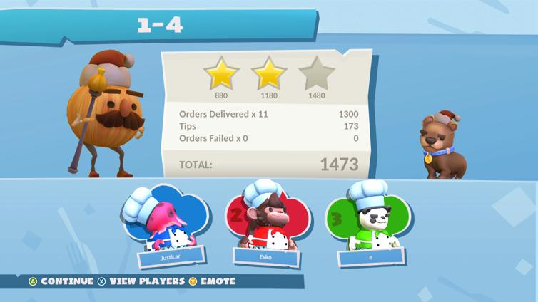 Overcooked! 2 Screenshot 2