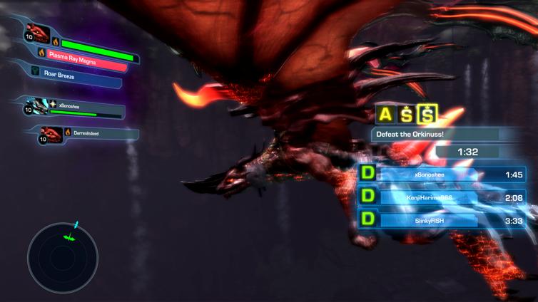 Crimson Dragon Screenshot 4
