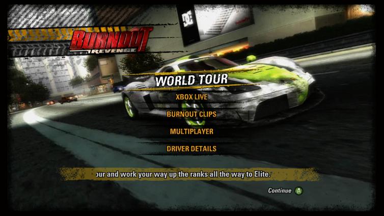 Burnout Revenge Screenshot 2